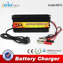 Manual for Power Bank Battery Charger Automatic Solar Battery Charger