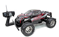 1/8 Scale 4WD RC Big Monster Truck Black