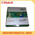 Personalizada de alta calidad cajas de cartón caja de pizza barato