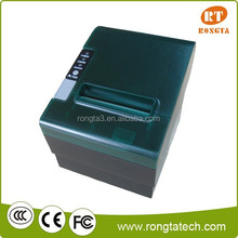 Green Cover POS Thermal Receipt Printer RP80 with Ethernet Interface
