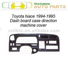 Toyota hiace 1994 del tablero de instrumentos caja diection cubierta de la máquina