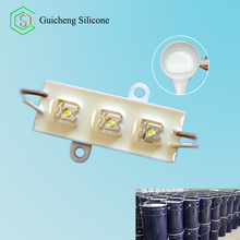 silicones for electronic potting compound LED LCD electronic display,circuit board