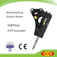 Krupp Hydraulic Breaker Hammer NPK Hydraulic Breaker 2.5-4.5 Ton