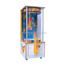 Happy Jump Ball - Coin Operated Amusement Park Arcade Game Lottery Machine Redemption Game Machine