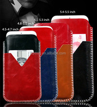 2015 best selling universal case cover for 4.7 inch cell phone pouch for iphone 6s