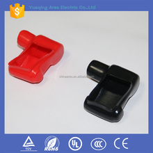 Auto connector 5 pin and 10 pin rubber cover V Vinyl Wire End Caps, PVC Terminal Covers, Cable sleeves