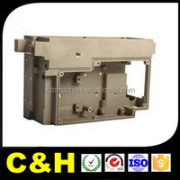 Custom mechanical aluminum milling CNC machining cases