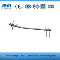 CE Marked China implant instruments Expert design tibial cannulated interlocking nails