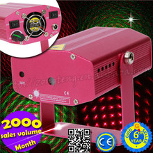 2014 Hot Selling Wholaesale Portable 110V Mini Outdoor Laser Projector