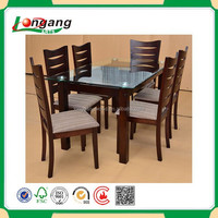 2015 newest Antique wood dining room furniture