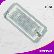 car E24 International certification LED E46 led license plate lamp Professional for bmw to provide