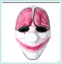 High-Grade Resin Halloween Party Mask