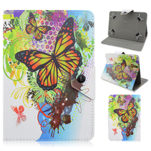 High Quality Univerdal Flip Leather Case for iPad 7 inch 10 inch, Tablet Case for iPad