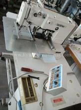 Fiable marca Japón BAS 326L máquina patrón usado repuestos hermano coser