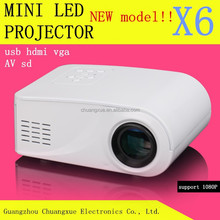 Best mini LCD projector LED projector children small gift projector OEM ODM order for home theater