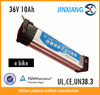 High quality factory price 36v 10ah battery for electric bike with low price,36v 10ah electric bike li ion battery