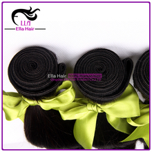 Wholesale Pure Indian Human Hair,7A Vergin Silky Straight Wave