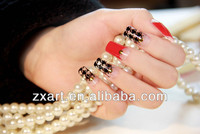 Good quality Full Cover ble nail Sticker for girls Decals sticker for nails