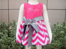 2012 new design fashion baby fashion cotton dress