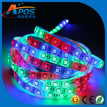 270LED/5M/lot waterproof IP65 54led SMD 5050 marquee led flexible strip