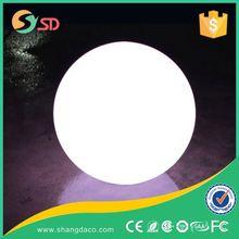Hot sale RGBW led egg shape lamp for disco