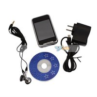 Wholesale 16GB Touch Screen MP4 Player With Camera