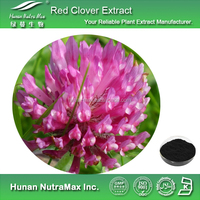 100% Natural Red Clover Extract, Red Clover Extract Powder, Red Clover Flower Extract