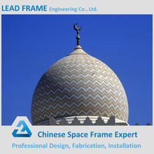 Deft Design Spheres Mosque Dome Made in China
