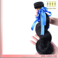 Fast shipping high quality indian remy hair extensions children at factory price
