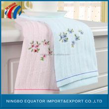Popular designer face fingertip towel