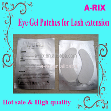 Hot sale Under eye patches hot sale Lint free Eye gel patch eye pad for eyelash extension cheapest eyepatches