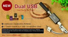 New Technology usb charger electronic cigarette , charger time like rocket