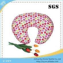 U-shape pillows nursing neck pillow plain cushion pillow