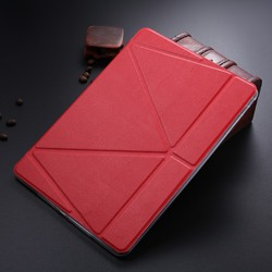 LETSVIEW Luxury Full body Smart Cover Slim Magnetic PU Leather Stand Case s Soft TPU Cover for New iPad 4 iPad 3 iPad 2
