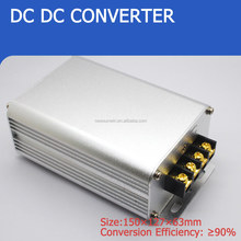 dc dc step up converter 12v to 48v 5Amax 240W Output voltage constantly waterproof