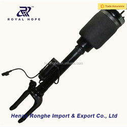Front shock absorber prices air strut for Mercedes spare parts w164 type
