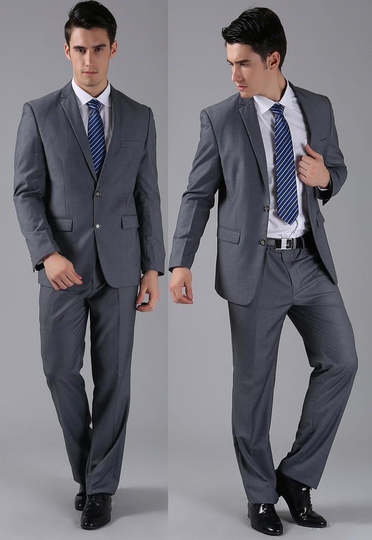 HTB1BZ0lFVXXXXbiXVXXq6xXFXXX7 - (Jackets+Pants) 2016 New Men Suits Slim Custom Fit Tuxedo Brand Fashion Bridegroon Business Dress Wedding Suits Blazer H0285