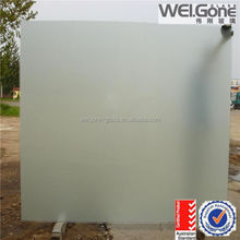 6mm frosted laminated glass for internal decoration
