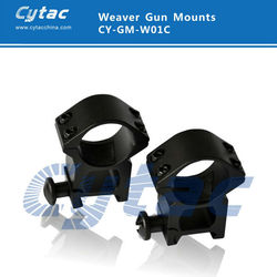 """High Rise See Through 25.4mm/1 """" Picatinny 20mm Rails Scope Mount"""