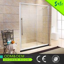 Safe Aluminum 2015 new design bath screen with great price