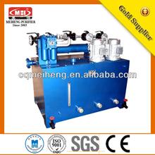 XYZ-6G Thin Oil Lubrication Station oil purification permanent magnet alternator vertical wind turbine