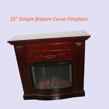 2015 New Design wall mounted electric fireplace