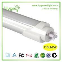 High luminous efficiency Factory 3 years warranty AC 85-277V 9W 20W 24W T5 T8 led tube light