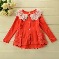 Manufacturer Of Children T-shirts Latest Design Girls Top New Fall Fashion Clothes For Kids