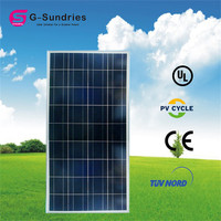 Reliable performance best price poly 90w solar panel 12v
