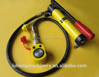 small hollow super-thin hydraulic jack