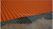 2015 HOT SALE underlayment!China factory 3mm UNCOUPLING underlayment for ceramic floor tile