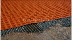 2015 HOT SALE underlayment!China factory 3mm UNCOUPLING underlayment for ceramic floor tile