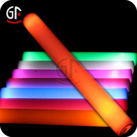 Novelty Products Colorful Light Up Led Flashing Foam Stick for Christmas Day