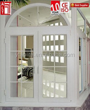 high qualit UPVC casement and sewing or sliding or awning windows